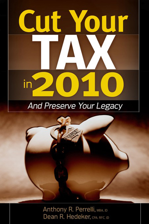 Cut Your Tax 2010