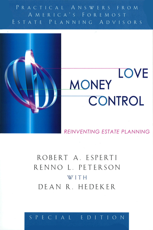 Reinventing Estate Planning